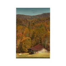 Fall in East Tennessee  Rectangle Magnet