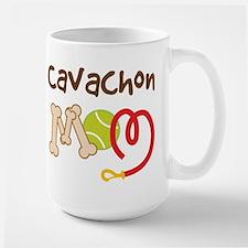 Cavachon Dog Mom Mugs