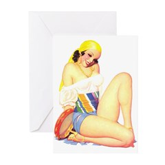 Hot & Spicy Greeting Cards (Pk of 10)