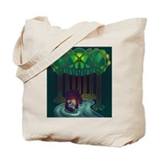 Fae Bear of WIsdom Tote Bag