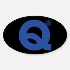 Queens Park Rangers 1882 Sticker (Oval)