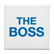The Boss Tile Coaster