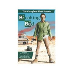Breaking Bad The Complete First Season [DVD]