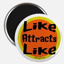 Law of Attraction Reminder Magnet