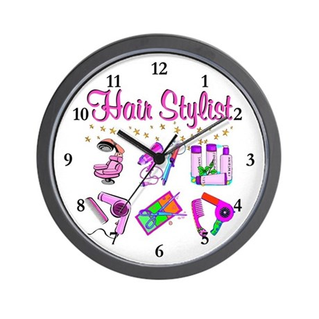 swanky stylist wall clock by jlpboutique. Black Bedroom Furniture Sets. Home Design Ideas