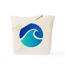 Wave - Summer - Travel Tote Bag
