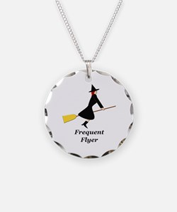 Frequent Flyer Necklace