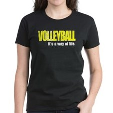 Volleyball Way of Life Tee