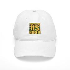 Property of US Irish Baseball Cap