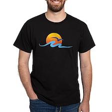 Wave - Summer - Travel T-Shirt