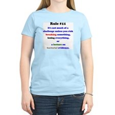 Break, Lose, Evidence Lecture T-Shirt