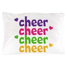 Cheerlicious Pillow Case