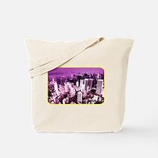City - Metro - Downtown Tote Bag