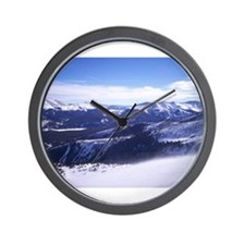 Made In Breck Wall Clock