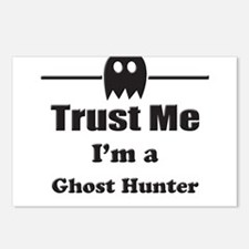 Trust Me Im a Ghost Hunter Postcards (Package of 8