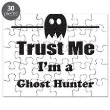 Trust Me Im a Ghost Hunter Puzzle