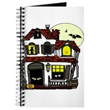 Haunted House Journal