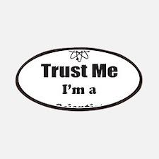 Trust Me Im a Scientist Patches