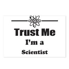 Trust Me Im a Scientist Postcards (Package of 8)