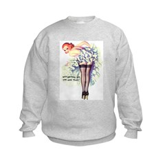New Year Wishes Sweatshirt