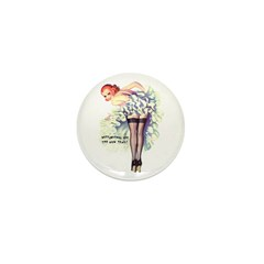 New Year Wishes Mini Button (100 pack)