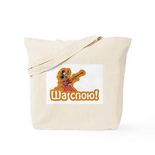 Sha Spoyu! Tote Bag