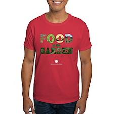 FOOD in the Garden Dark T-Shirt
