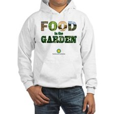 FOOD in the Garden Hooded Sweatshirt