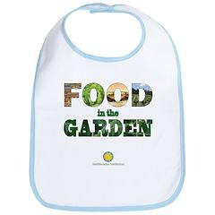 FOOD in the Garden Bib