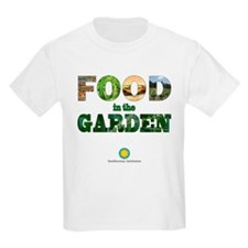 FOOD in the Garden Kids Light T-Shirt