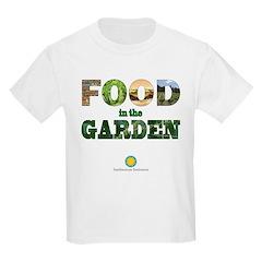 FOOD in the Garden Kids Light T-Shirt