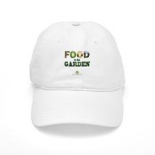 FOOD in the Garden Baseball Cap