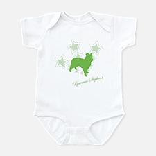 Pyrenean Shepherd Infant Bodysuit