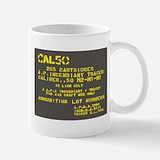 Cartridges Box Cal 50 Mug