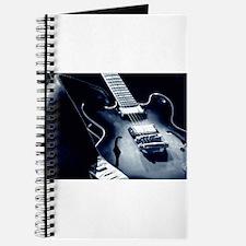 Vintage Guitar - Blue Tone Journal
