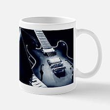 Vintage Guitar - Blue Tone Mug