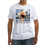 Life Guard Fitted T-Shirt
