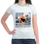 Life Guard Jr. Ringer T-Shirt