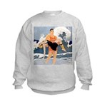 Life Guard Kids Sweatshirt