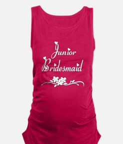 Junior Bridesmaid Maternity Tank Top
