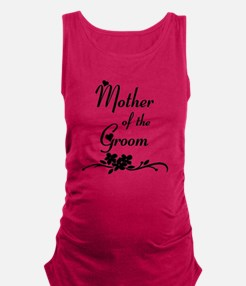 Mother Of The Groom Maternity Tank Top