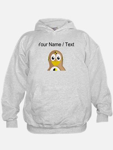 Custom Crash Test Dummy Penguin Hoody