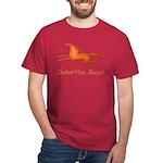 Chestnut Mare, Beware! Dark T-Shirt