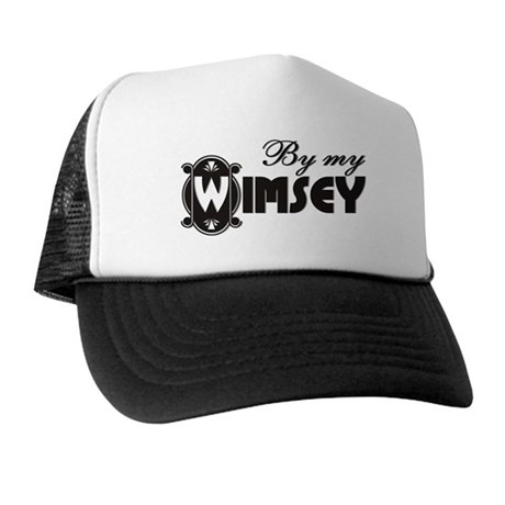 By My Wimsey Trucker Hat