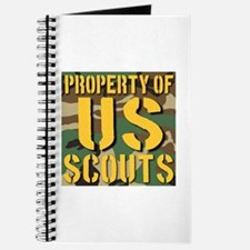 Property of US Scouts Journal