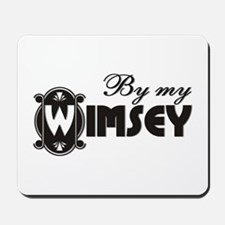 By My Wimsey Mousepad