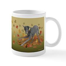 Playful Greyhound Mug