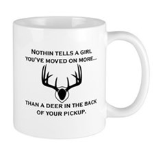 Deer in the back of your pickup Mugs