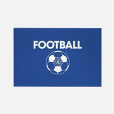 Queens Park Rangers Football Rectangle Magnet