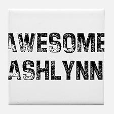 Awesome Ashlynn Tile Coaster